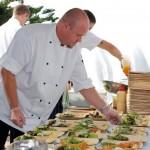 Head Chef Stewart Wallace