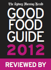 2012 SMH Good Food Guide