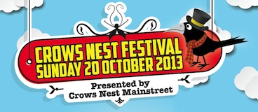 Crows Nest Festival – October 20th