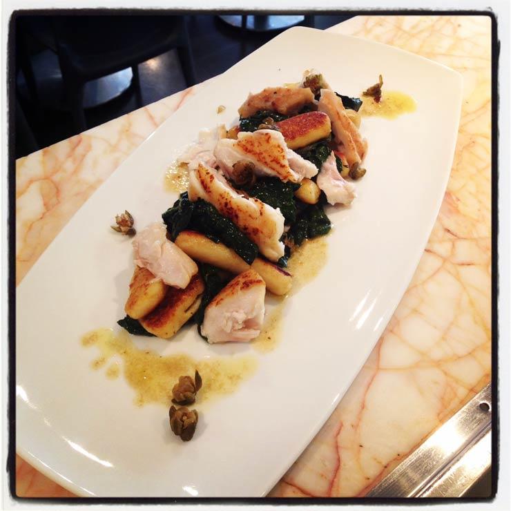 parmesan-gnocchi Crows Nest Seafood Restaurant
