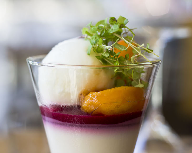 Coconut panna cotta web