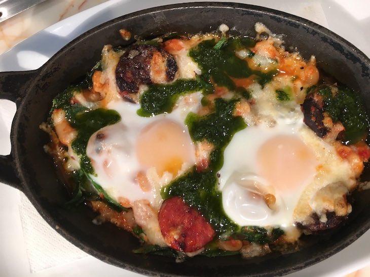 Spanish baked eggs CN