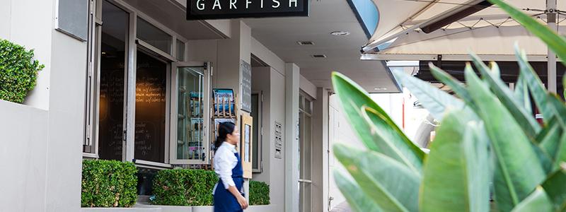 What's new at Garfish Kirribilli?
