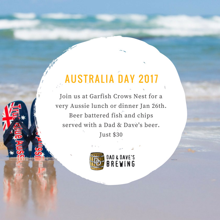 Australia Day 2017 Manly and Crows Nest