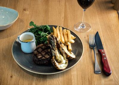 Fillet Steak and Moreton Bay Bugs