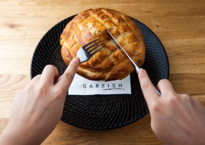 Signature Snapper Pie