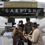 The Garfish Stand
