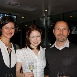 Food Bloggers Event: Myriam, Denea & David