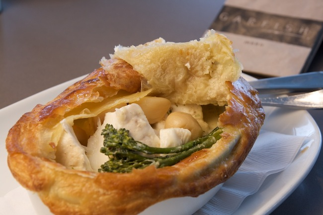 Featured recipe: Snapper pie, our signature dish!