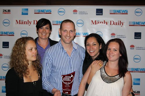 Manly Daily Best Restaurant Awards