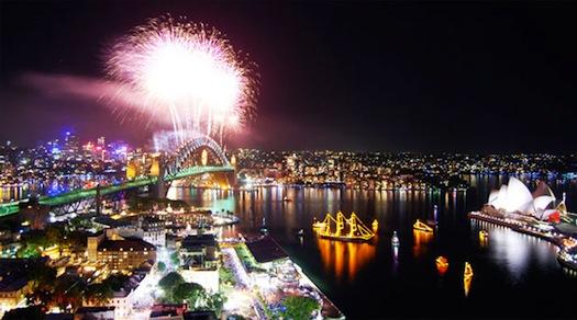 New Year's Eve 2011 – Celebrate at Garfish