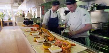 Garfish Manly prix fixe lunch menu
