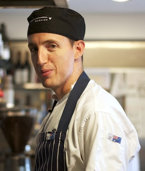 Kirribilli Head Chef: John Ikin