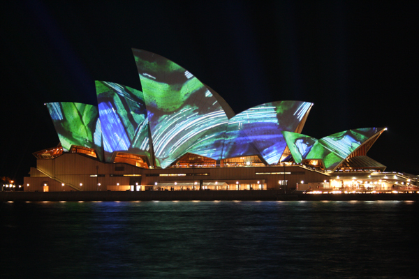 Vivid Sydney opens this weekend