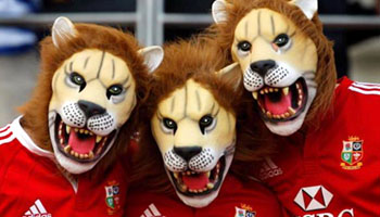 If you're a Lions Supporter – Show us!