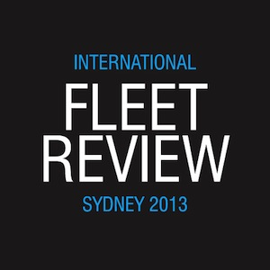 Witness the International Fleet Review Spectacular this long weekend