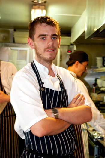 Former Garfish chef takes a journey around the world, returns to Kirribill as head chef