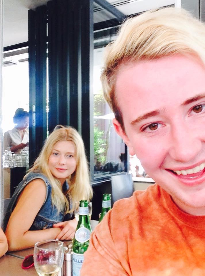 March winner – Garfish share a selfie to win!