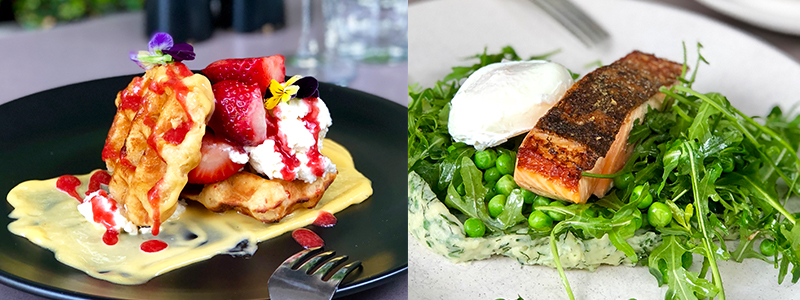 KIRRIBILLI'S NEW BRUNCH MENU